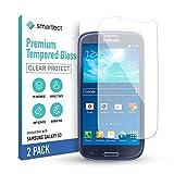 smartect Cristal Templado para Móvil Samsung Galaxy S3 / S3 NEO [2 Unidades] - Protector de pantalla 9H - Diseño ultrafino - Instalación sin burbujas - Anti-huella