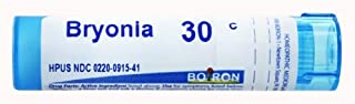 Bryonia Alba 30C Homeopathic Medicine for Muscle Joint Pains (80 Pellets)