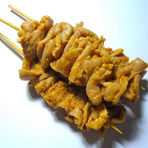 国産 豚味噌ホルモン串セット 焼き鳥 焼肉 バーベキュー におすすめ (100本)