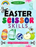 Easter Scissor Skills, Cut and Paste Ages 3+