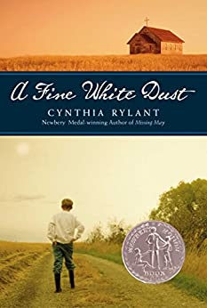 A Fine White Dust by [Cynthia Rylant]