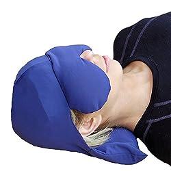 Women using mars wellness eye mask for migraine