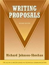 Best writing proposals johnson sheehan Reviews