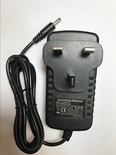 9V 2A Mains AC-DC Power Adaptor Charger voor GoClever R103 10