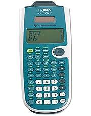 آلة حاسبة TI30XSMVLIMEGRN من تكساس إنسترومنتس