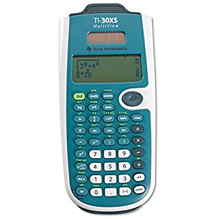 Texas Instruments TI-30XS MultiView Scientific Calculator (B000PDFQ6K) | Amazon price tracker / tracking, Amazon price history charts, Amazon price watches, Amazon price drop alerts
