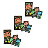 Pop Rocks Popping Candy 3-Pack - Watermelon, Strawberry, Tropical Punch by Pop Rocks