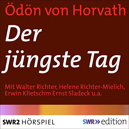 Der jüngste Tag audiobook cover art