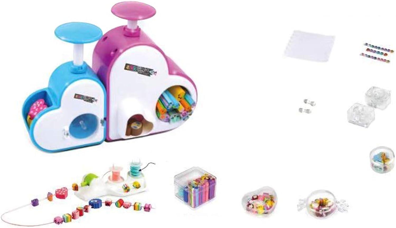 compra en línea hoy Juguetevian Fabricación de Joyas Joyas Joyas Cuentas de Perlas de artesanía Kits para niñas DIY Collares Pulsera Fabricación de Joyas  envío rápido en todo el mundo