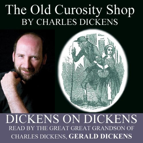 The Old Curiosity Shop cover art