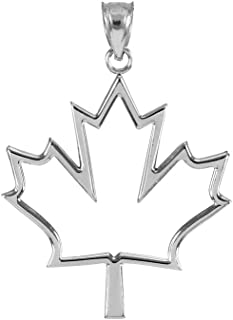 sterling silver pendants canada