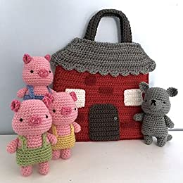Pig Amigurumi Crochet Tutorial - YouTube | 260x260