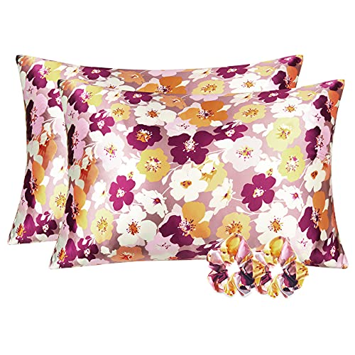 YANIBEST Satin Pillowcase for Hair and Skin Care...
