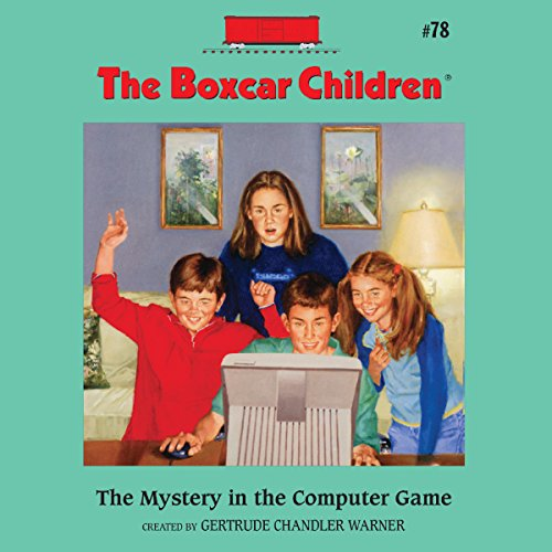 Couverture de The Mystery in the Computer Game