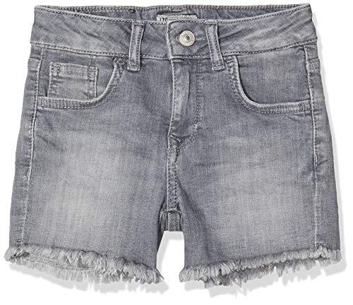LTB Jeans Mädchen Pamela G Shorts, Grau (Lucena Wash 52217), 164 (Herstellergröße: 14)