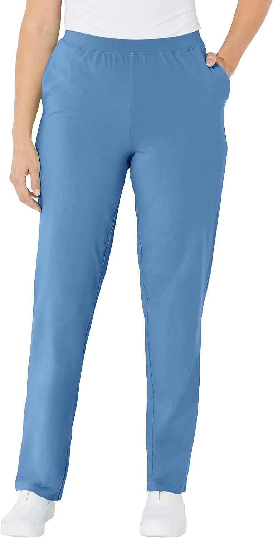 Catherines Women's Plus Size Suprema Pant