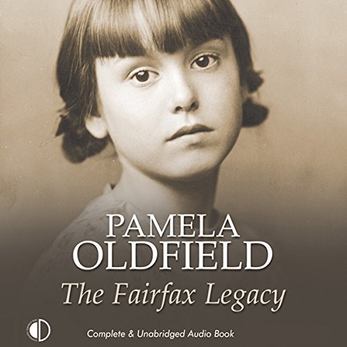 The Fairfax Legacy audiobook cover art