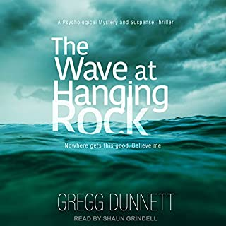 The Wave at Hanging Rock audiobook cover art