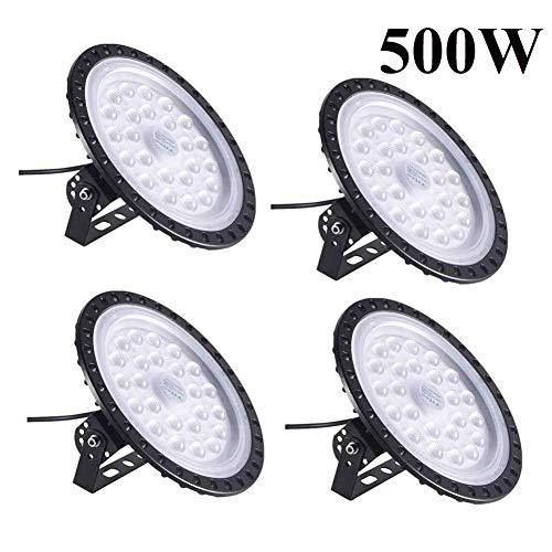 Tag Lampe 4-100W LED Hallenleuchte Werkstattlampe Industrie Cool