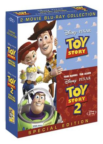 Toy Story 1+2