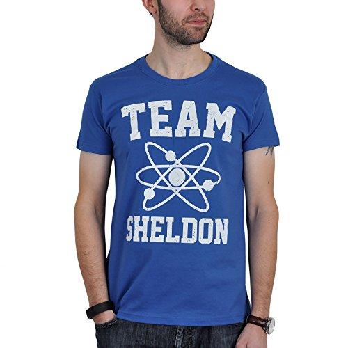 Big Bang Theory - camiseta de Team...