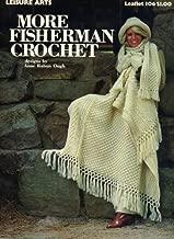 More Fisherman Crochet Leisure Arts Leaflet 106