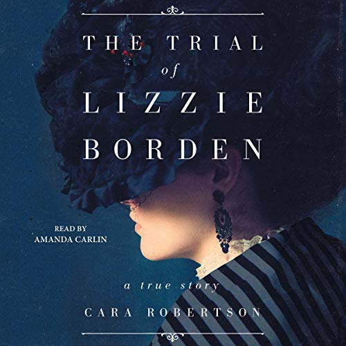 The Trial of Lizzie Borden cover art
