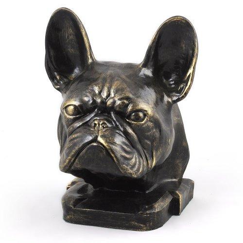 French Bulldog, Memorial, urn for Dog's Ashes, ArtDog