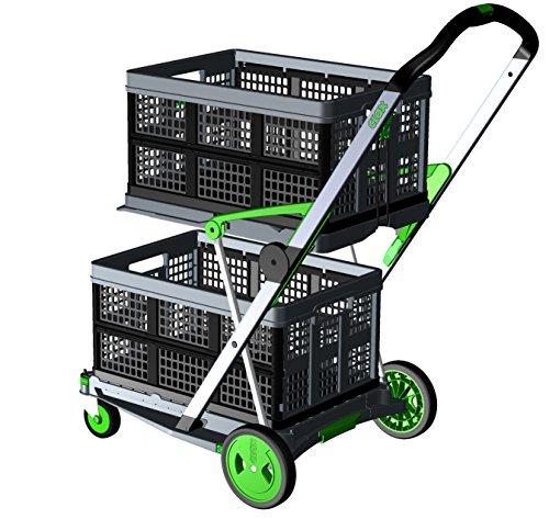 Transport-Klappmobil Clax Green Edition...