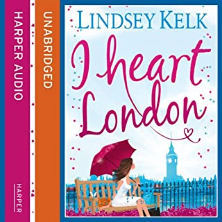 Page de couverture de I Heart London