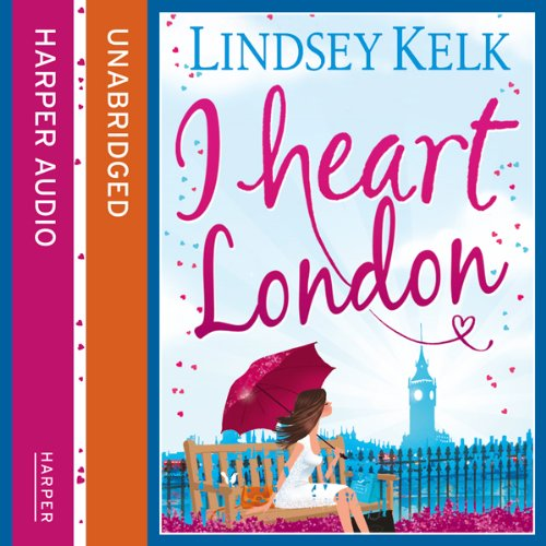I Heart London                   By:                                                                                                                                 Lindsey Kelk                               Narrated by:                                                                                                                                 Cassandra Harwood                      Length: 9 hrs and 41 mins     72 ratings     Overall 4.7