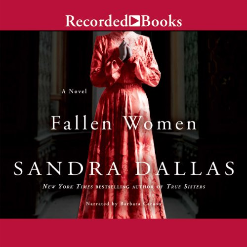 Fallen Women audiobook cover art