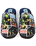 Pantuflas Multicolores para Hombre Star Wars Comic All Over Print (8 UK)