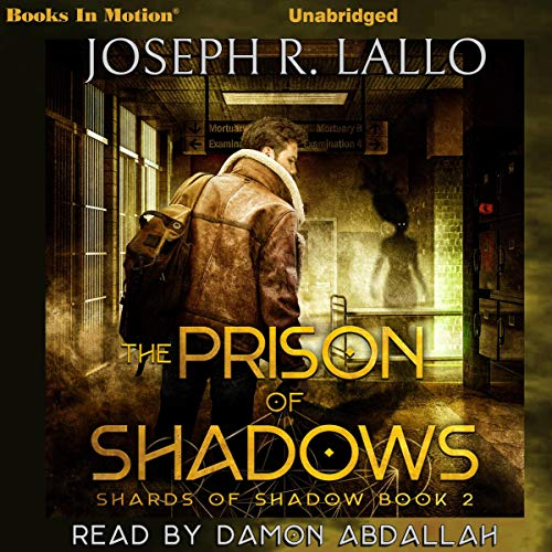 The Prison of Shadows cover art