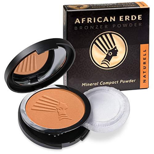 """African Erde Compact Powder\""""Naturell\"""""""