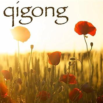 Qigong - Chi Gong Oriental Music with Relaxing Nature Sounds