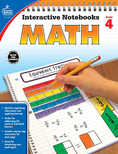 Math, Grade 4 (Interactive Notebooks)