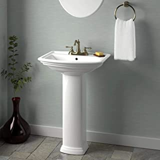 Waycross 200 Vitreous China Pedestal Sink