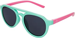Kids Flexible Rubber Sunglasses-UV Protection and Polarized Lenses for Kids, Toddlers, Boys and Girls