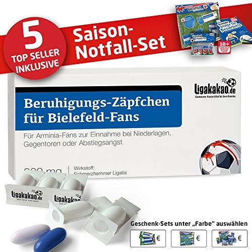 Alles für Bielefeld-Fans by Ligakakao.de Kaffee-Becher ist jetzt das GROßE Saison Notfall Set