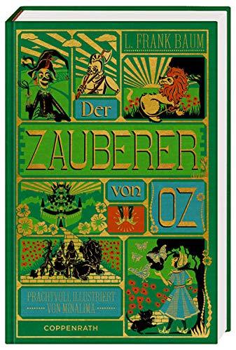 Der Zauberer von Oz (Klassiker MinaLima)