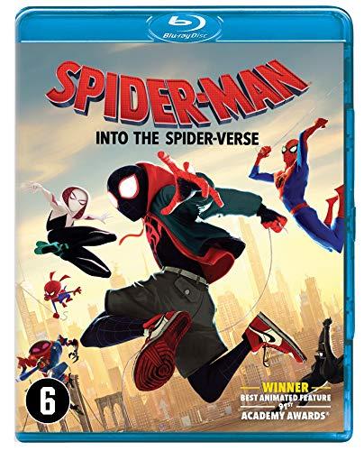 DVD - Spider-man - Into the spider-verse (1 DVD)
