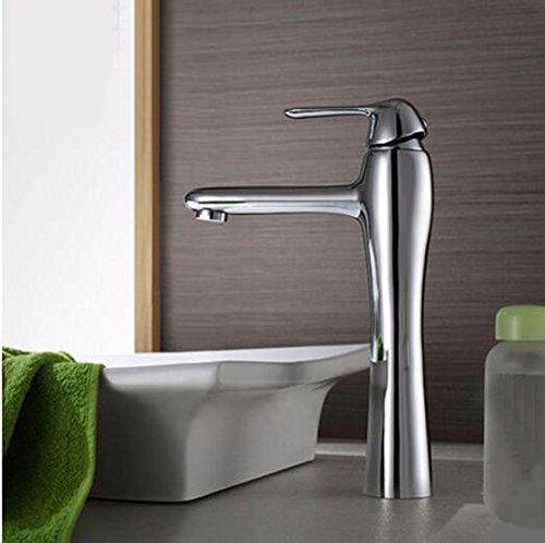 Read About Modern Simple Brass Constructed Polished Hot And Cold Basin Sink Faucet Bathroom Sink Fau...