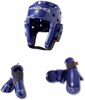 macho dyna sparring gear