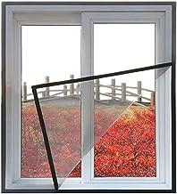 Vensternet veiligheidsbescherming voor katten,Universeel vliegenscherm Glasvezel Window Mesh,Anti-muggenbugs bijennet met ...