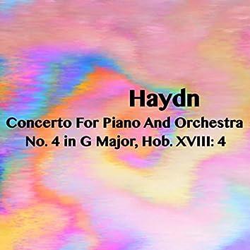 Haydn Concerto For Violin And Orchestra No. 1 in C Major, Hob. XVIIa: 1