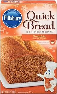Pillsbury Pumpkin Quick Bread 14oz Box (Pack of 6)