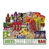 9. Mexican Candy Assortment Snacks (46 count) Dulces Mexicanos, Variety of Spicy Candy, Sweet, Sour, Includes Pelon, Mazapan, Manzela, Rebanaditas, Rockaleta, Lucas Candy, Vero, Makes A Great Gift. (46)