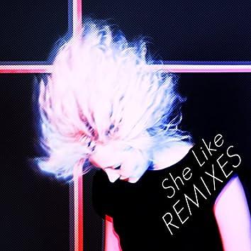 She Like Remixes