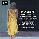 PIONEERS 先駆者たち女性作曲家たちのピアノ曲集